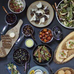 Julemenu social dining – 1